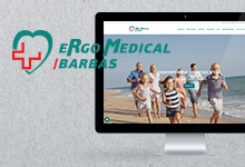 ErgoMedical Barbas